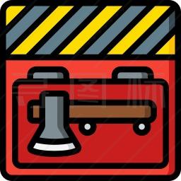 救援工具图标