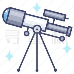 望远镜图标