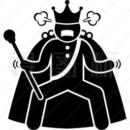 愤怒国王图标
