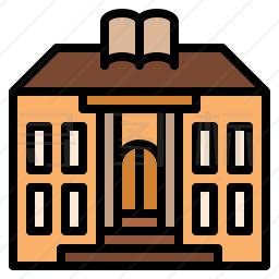 图书馆图标