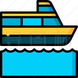水上出租车图标