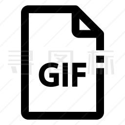 GIF图标