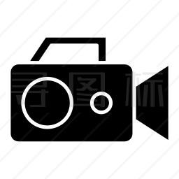 摄像机图标
