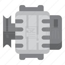 发电机图标
