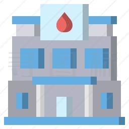 血液银行图标