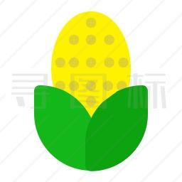 水果玉米图标