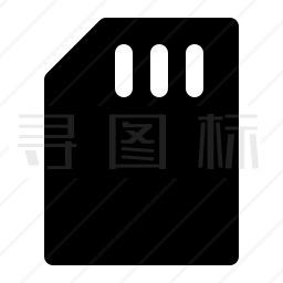 SIM卡图标