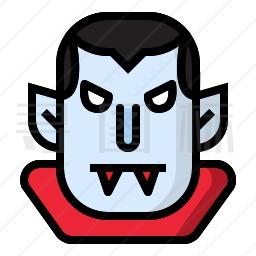 吸血鬼图标