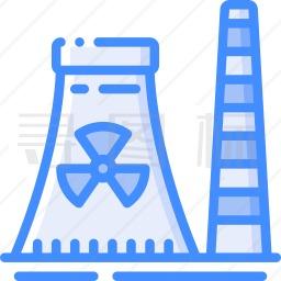 核电站图标