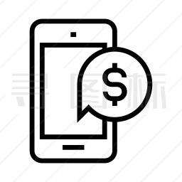 手机网银图标