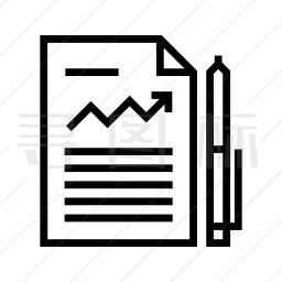 报告文件图标