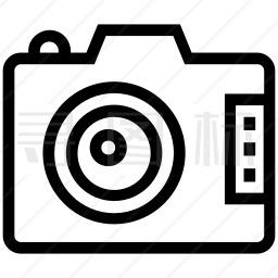 照相机图标