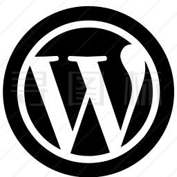 wordpress图标图标