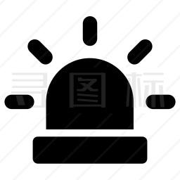 警报器图标