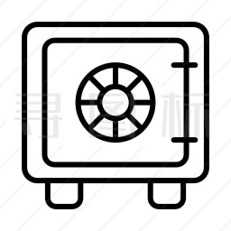 保险柜图标