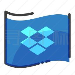 Dropbox图标