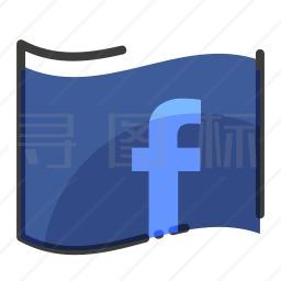 脸谱网图标