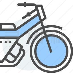摩托车图标