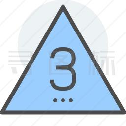 铁人三项图标