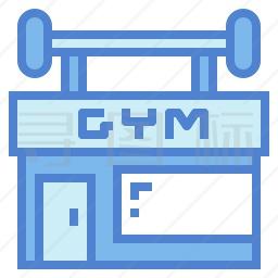 健身房图标