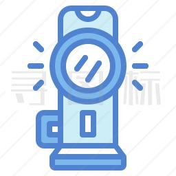手电筒图标