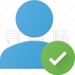 用户验证图标