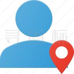 用户定位图标