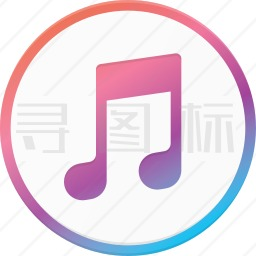 iTunes图标