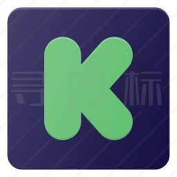 Kickstarter图标