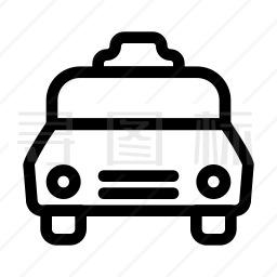 出租车图标