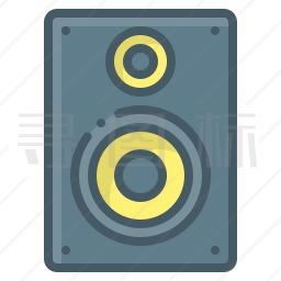 扬声器图标