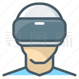 VR游戏图标