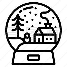 水晶球图标