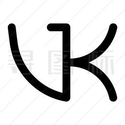 VKontakte图标