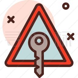 钥匙标志图标