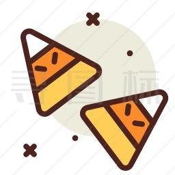 玉米糖果图标