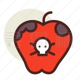 毒苹果图标