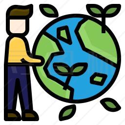 生态系统图标