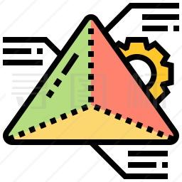 几何学图标