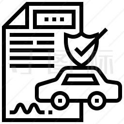 保险文件图标