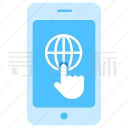 手机网络图标