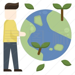 生态学图标