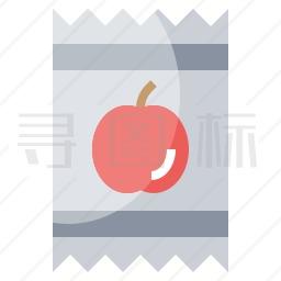 苹果干图标