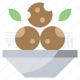 巧克力球图标