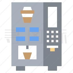 自助咖啡机图标