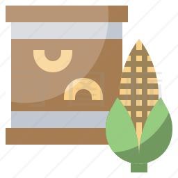 玉米片图标