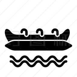 香蕉船图标