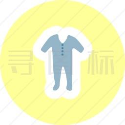 连身衣图标