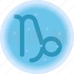 摩羯座图标