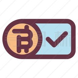 数字加密货币图标